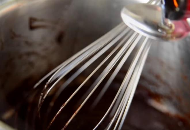 Готовим шоколадный гнаш
