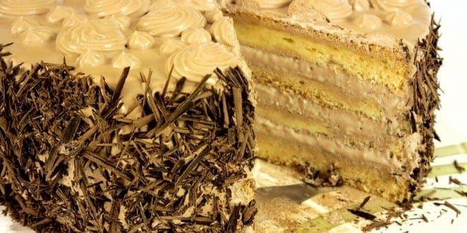 Как приготовить торт «Нежность»: пошаговый рецепт