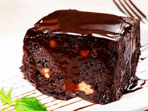 Американское пирожное брауни - история рецепта