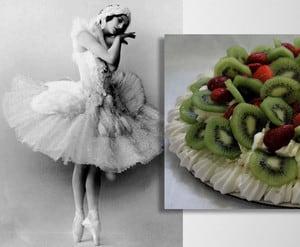 История создания торта Павлова долгое время являлась предметом споров между жителями Австралии и Новой Зеландии
