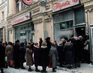 С чего началась популярность торта ленинградского в советские времена, когда все рецепты были по госту