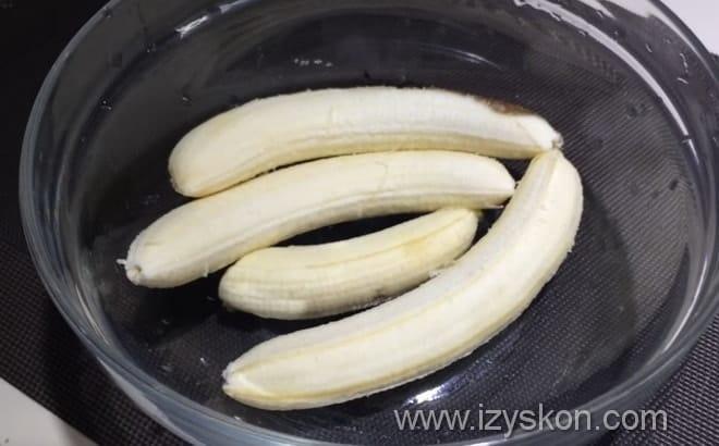 Как выпечь банановый пирог используя самый простой рецепт