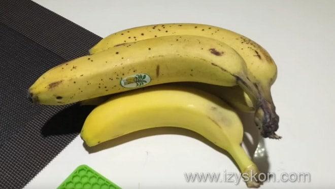 Как сделать пирог банановый на скорую руку