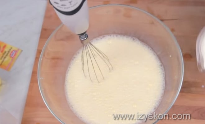 Как замесить тесто на блинный торт в домашних условиях