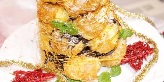 Как приготовить французский «Крокембуш» в домашних условиях: пошаговый рецепт