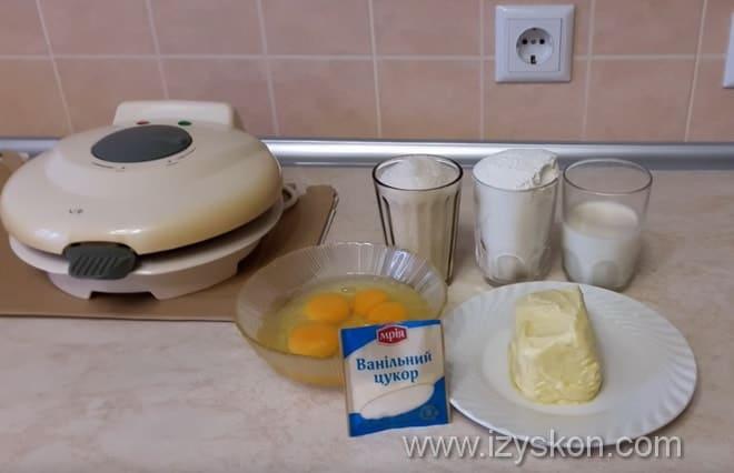 Как приготовить вафельные трубочки используя пошаговый рецепт