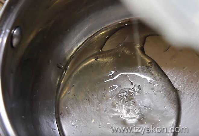 Как приготовить глянцевую глазурь на муссовый торт