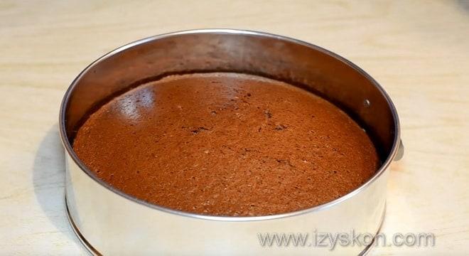 Как правильно испечь торт на кефире черный принц с вкусным кремом по классическому рецепту