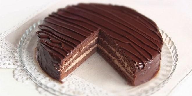 Торт «Прага»: классический рецепт приготовления с фото