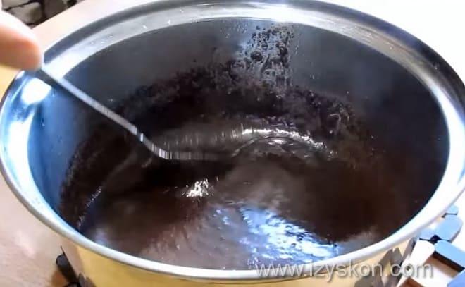 Приготовление глазури на торт захер по классическому рецепту