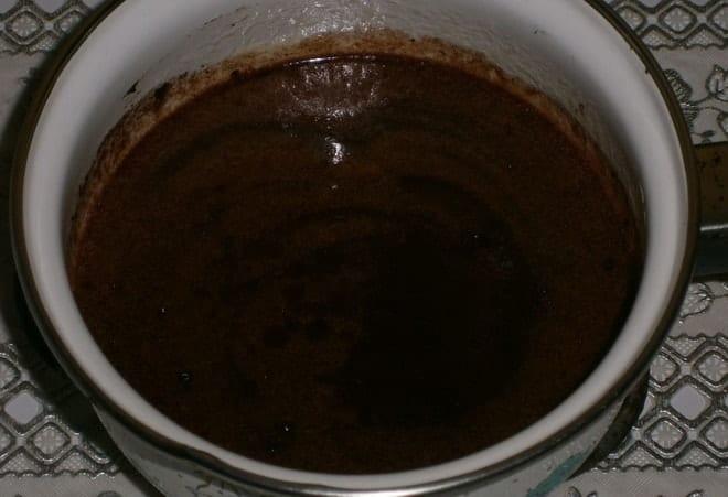Как приготовить глазурь пошагово для торта из готовых коржей