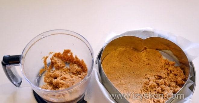 Как делать быстрый творожный тортик