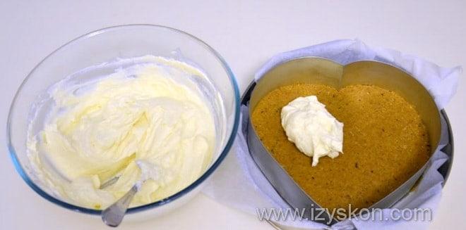Как приготовить торт из творога по рецепту с овсяным печеньем в домашних условиях