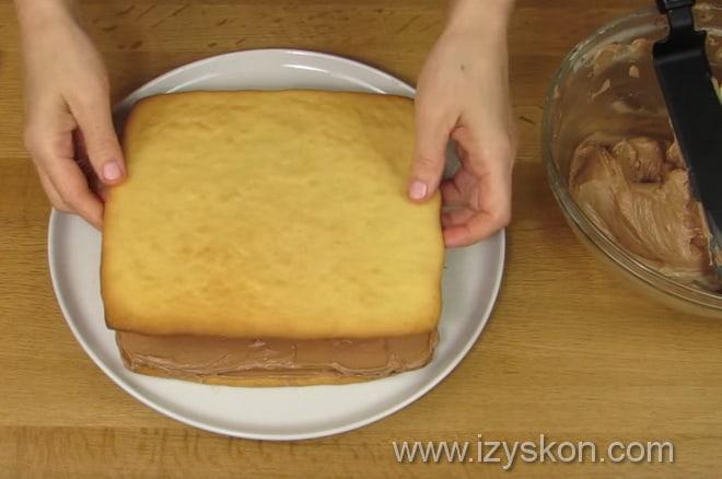 Как приготовить советский ленинградский торт