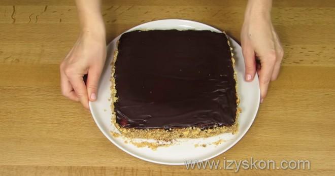 Как сделать ленинградский торт смотря на рецепт с фото и видео