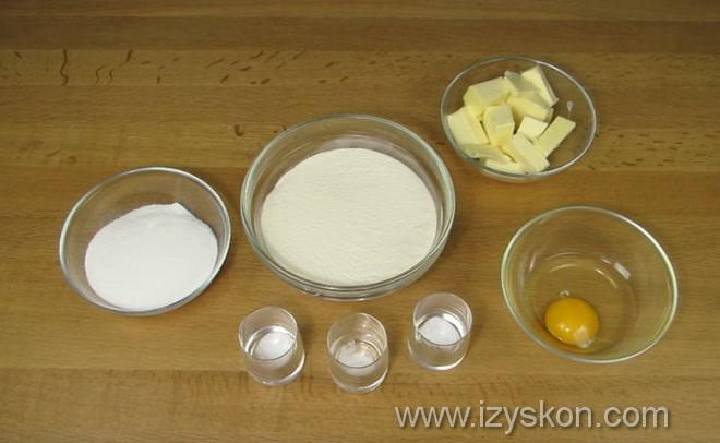 Из чего испечь ленинградский торт перечень продуктов