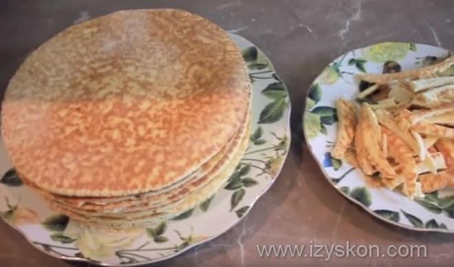 Как сделать торт минутка легким и вкусным