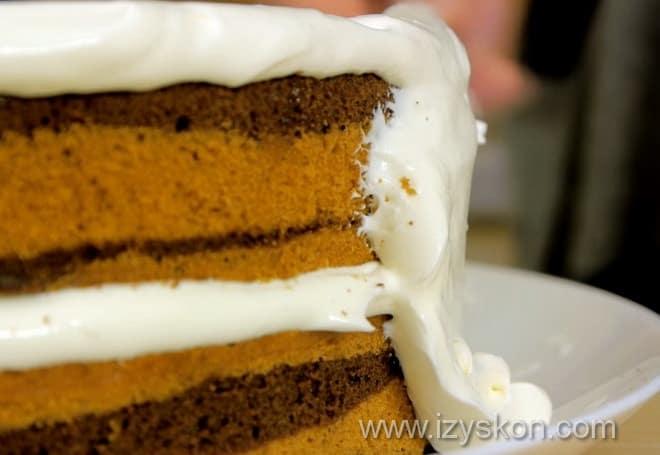 Какой крем лучше всего подходит для торта зебра