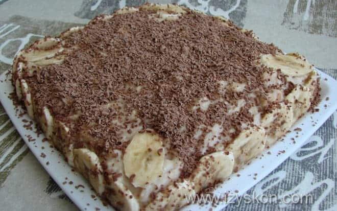 Как украсить быстрый торт без выпечки следуя рецепту с фото