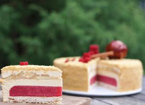 Муссовый торт история рецепта