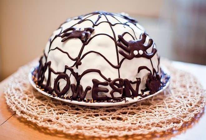 Красивое оформление торта Дон Санчо