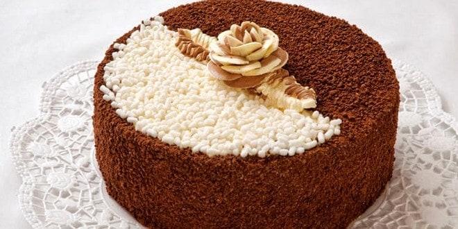 Как испечь торт «День и ночь»: пошаговый рецепт