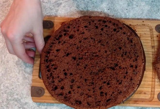 Простой рецепт пятиминутного шоколадного торта на кефире Фантастика