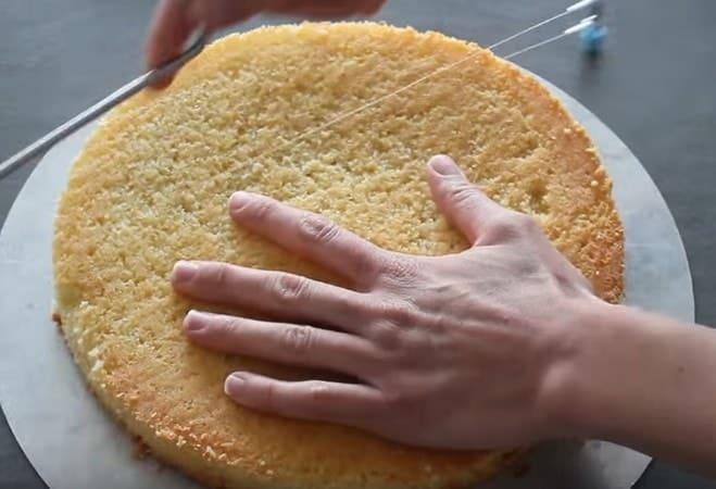 торт рафаэлло пошаговый рецепт с фото из готовых коржей