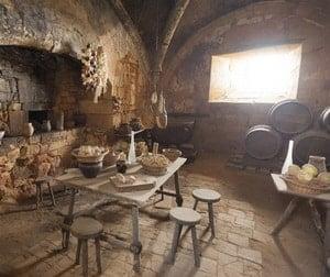 Торт мишка рецепт уходящий корнями в средневековье