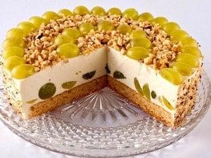 Чем посыпать торт без выпечки