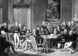 История яблочного штруделя на Венском конгрессе 1814 года