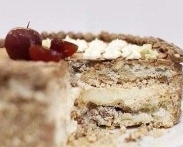 История киевского торта