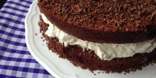 Как приготовить торт баунти дома.