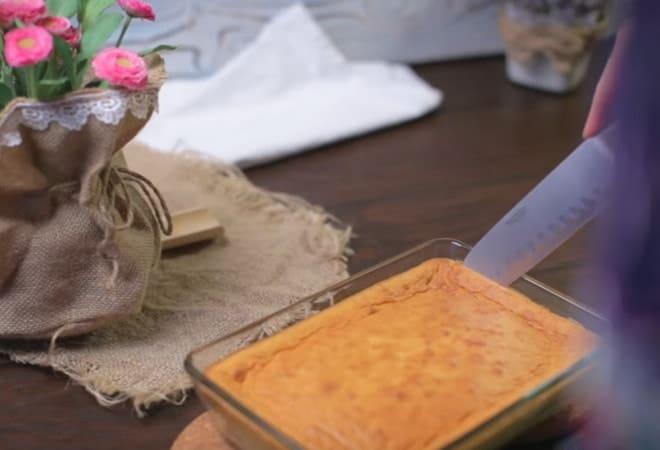Умное пирожное готово к употреблению