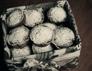 Как появились тыквенные кексики