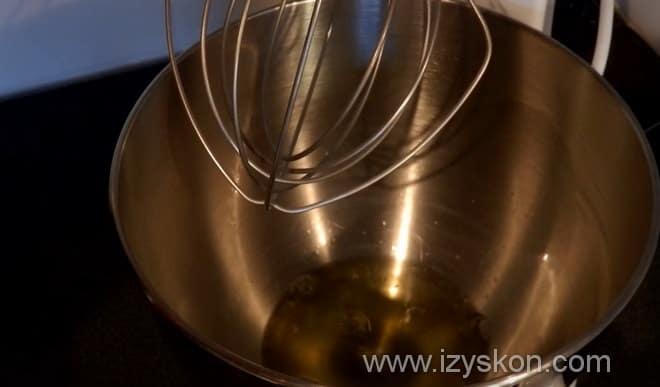 Как сделать белково заварной крем для торта правильно