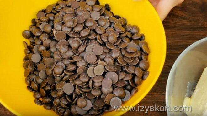 Шоколадная глазурь из шоколада в домашних условиях рецепт 25