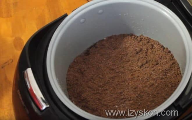 Как красиво украсить кекс в мультиварке на кефире