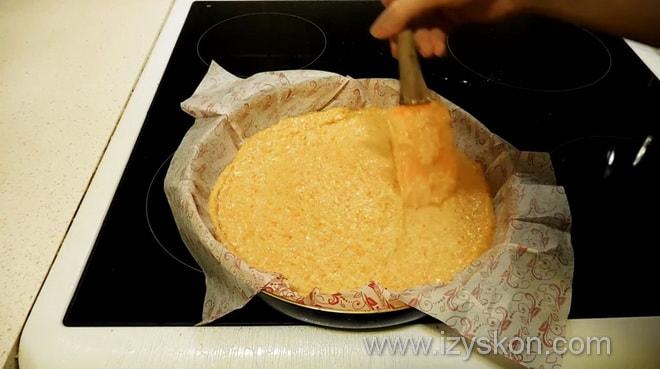 Как правильно испечь кекс из моркови