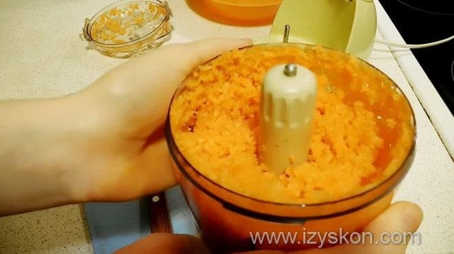 Как сделать морковный кекс пошагово используя инструкцию с фото