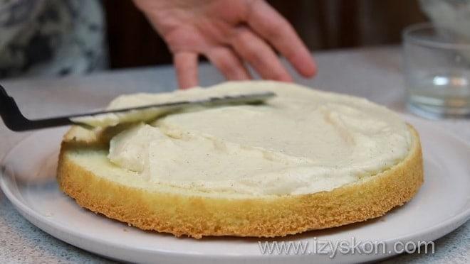 Какой крем приготовить для торта Чародейка