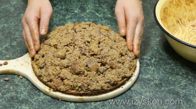 Как верно сформировать торт Пища богов