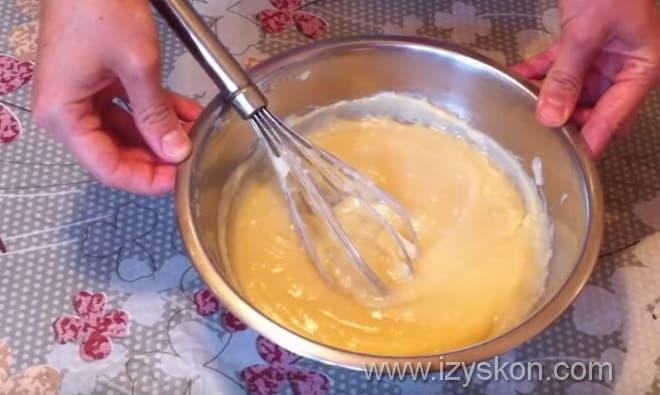 Из чего делают крем для спартака