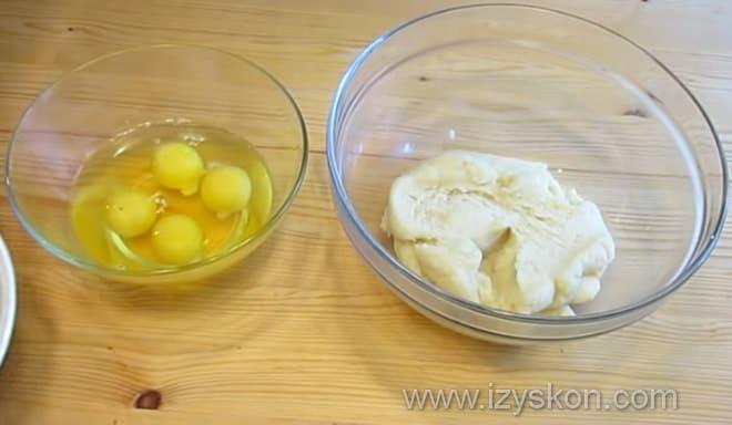 Как сделать тесто для эклеров