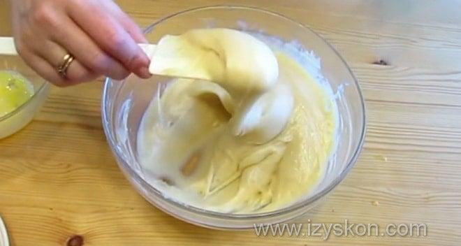 Приготовить крем для эклера в домашних условиях