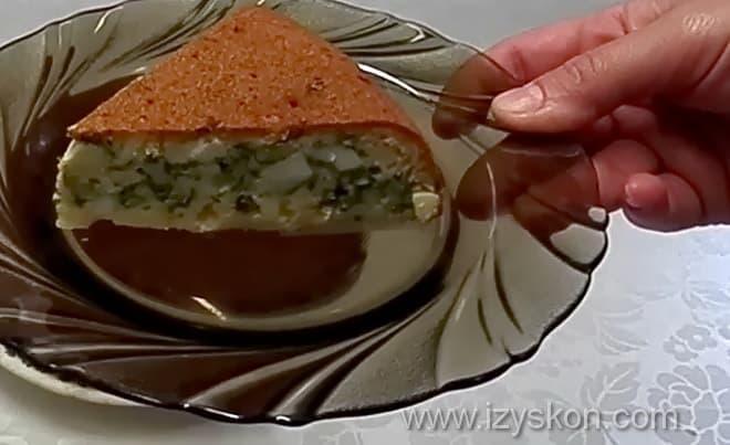 Как приготовить и подать вкусный пирог в мультиварке
