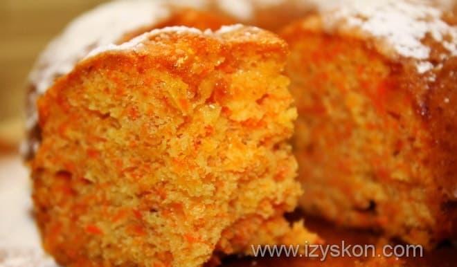 Какой консистенции должен быть готовый морковный кекс