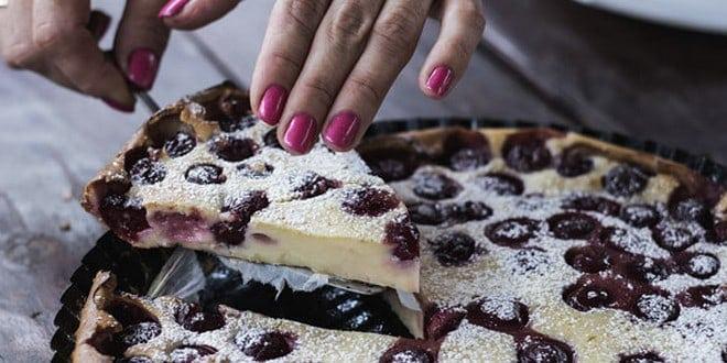 Как приготовить вишневый клафути: пошаговый рецепт