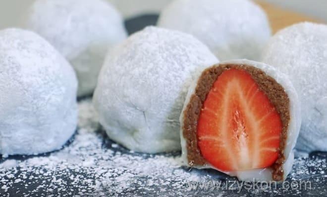 Моти - японские сладости