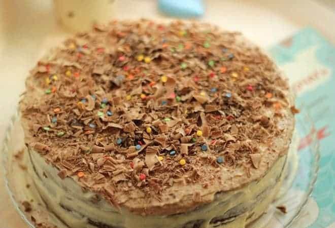 Торт Сказка технология приготовления